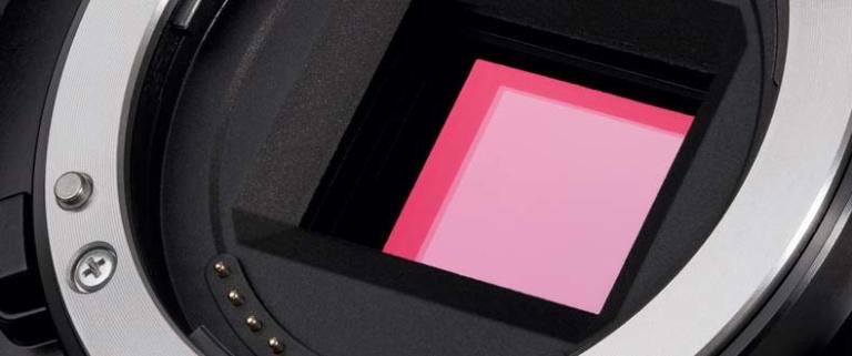 Come funziona il sensore della macchina fotografica